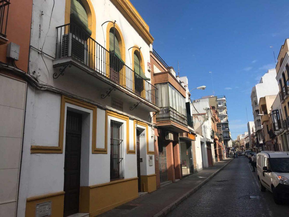 Lugar donde se ubica el Museo de las Hermandades / LVA