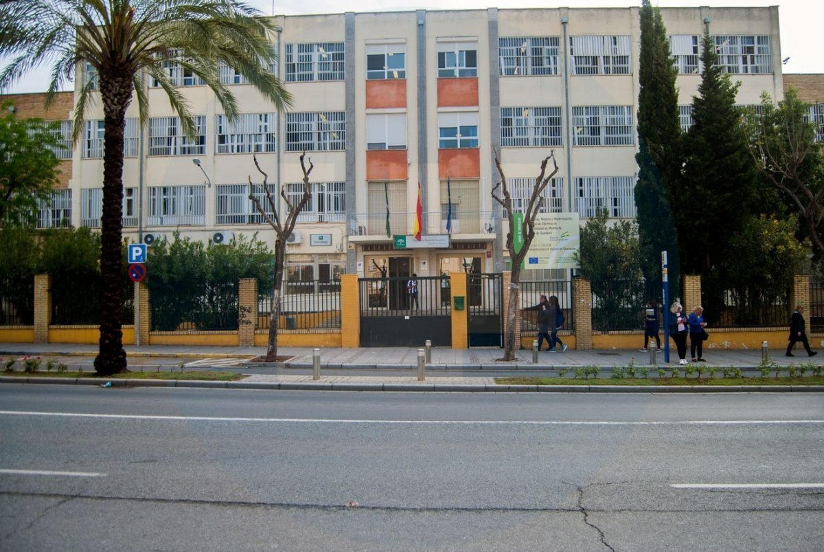 I.E.S. CRISTOBAL DE MONROY