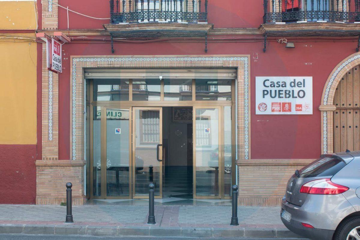 Sede PSOE