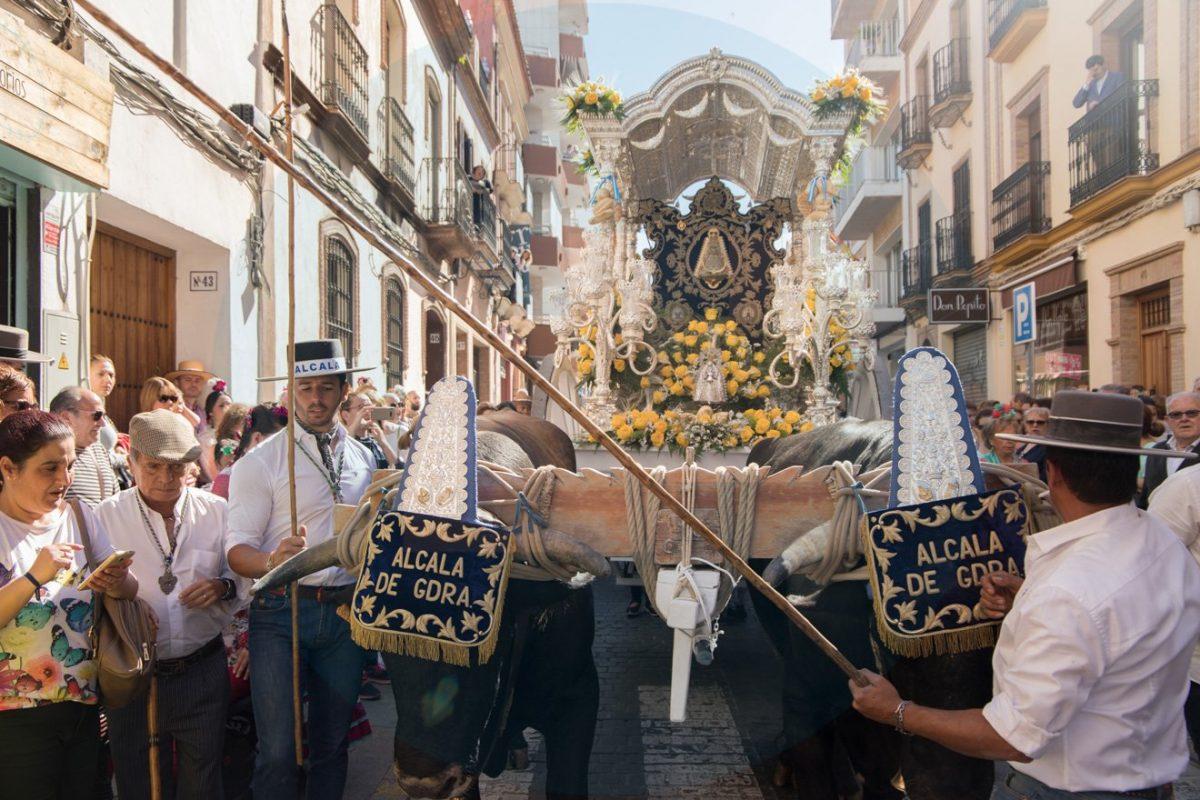Rocío Alcalá de Guadaíra 2018