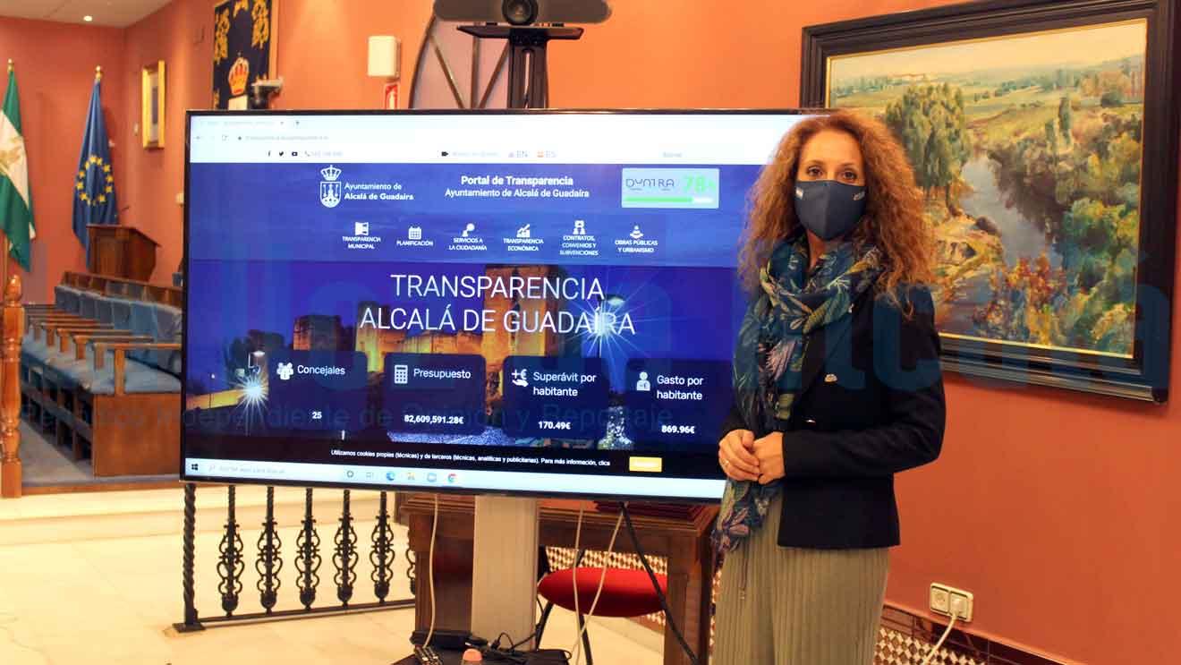 presentación portal de transparencia