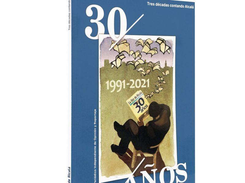 Revista 30 tres décadas contando Alcalá