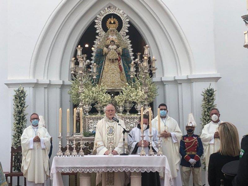 Función Principal de la Virgen del Águila / Ayto.