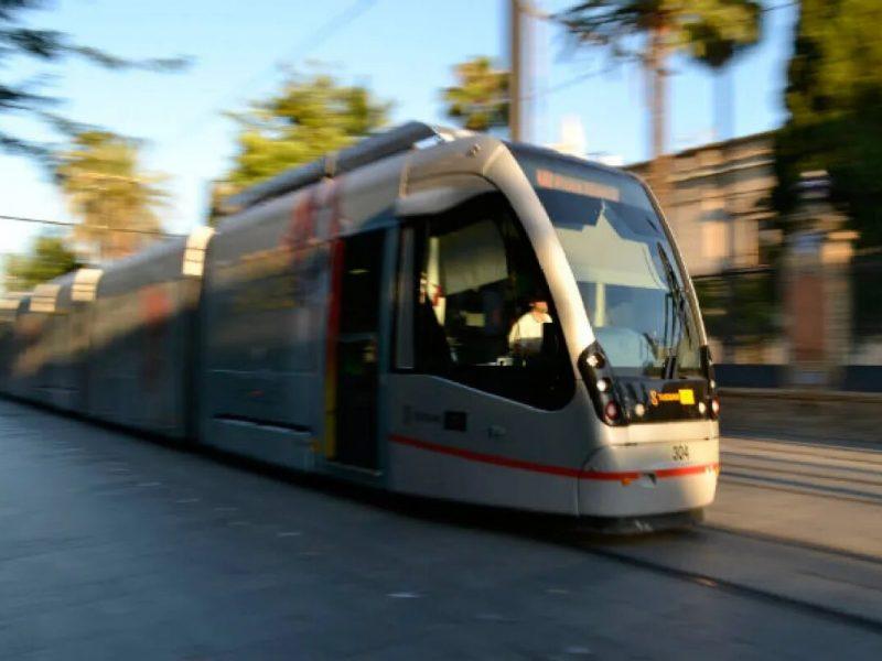 Tranvía de Sevilla / Archivo