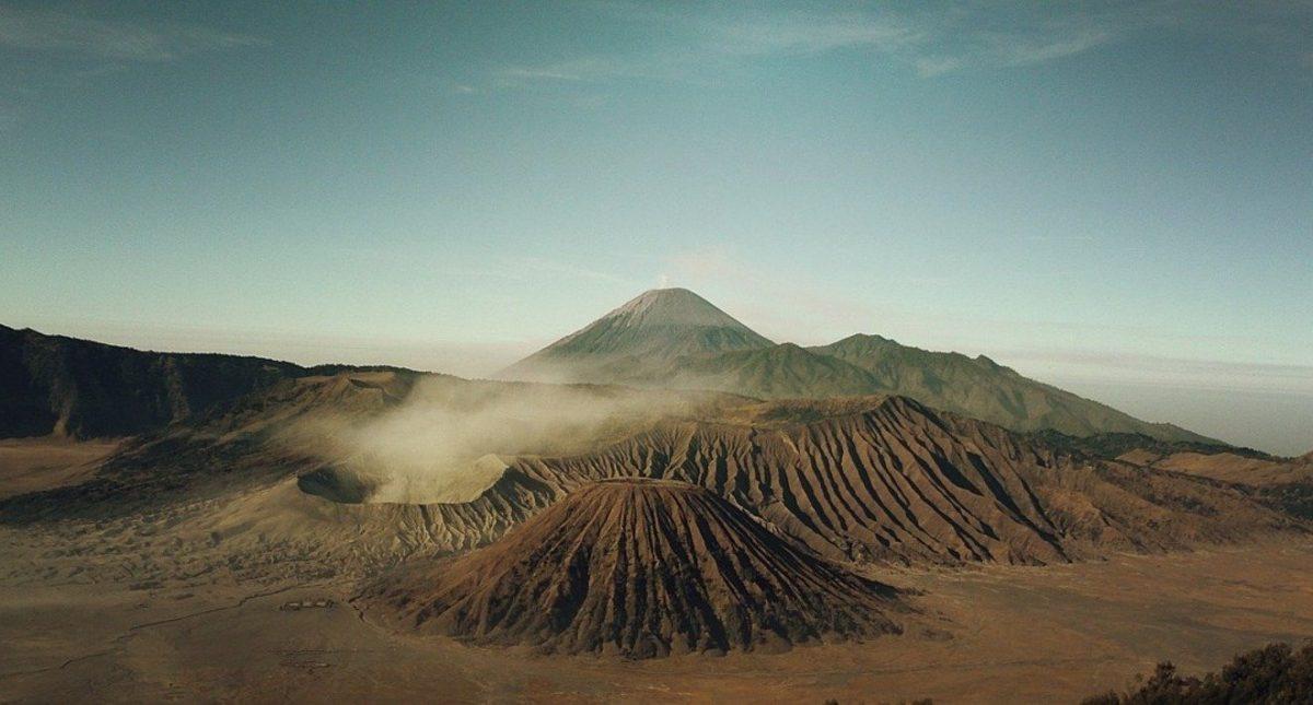 Volcán / Archivo EA